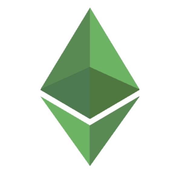 仮想通貨イーサリアムクラシックのロゴ