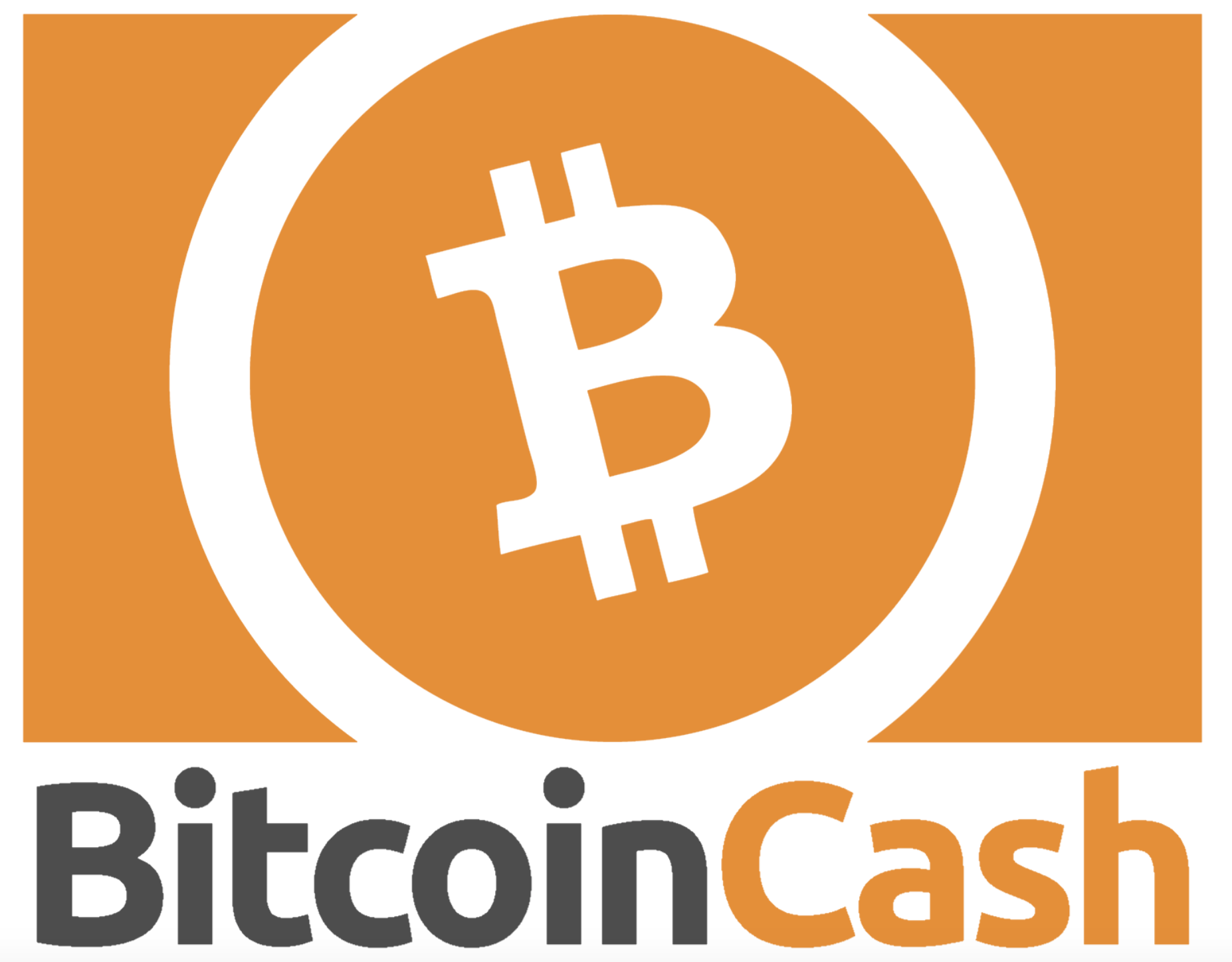ビットコインキャッシュ(BCH)のロゴ
