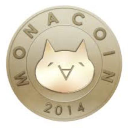 仮想通貨モナコインのロゴ