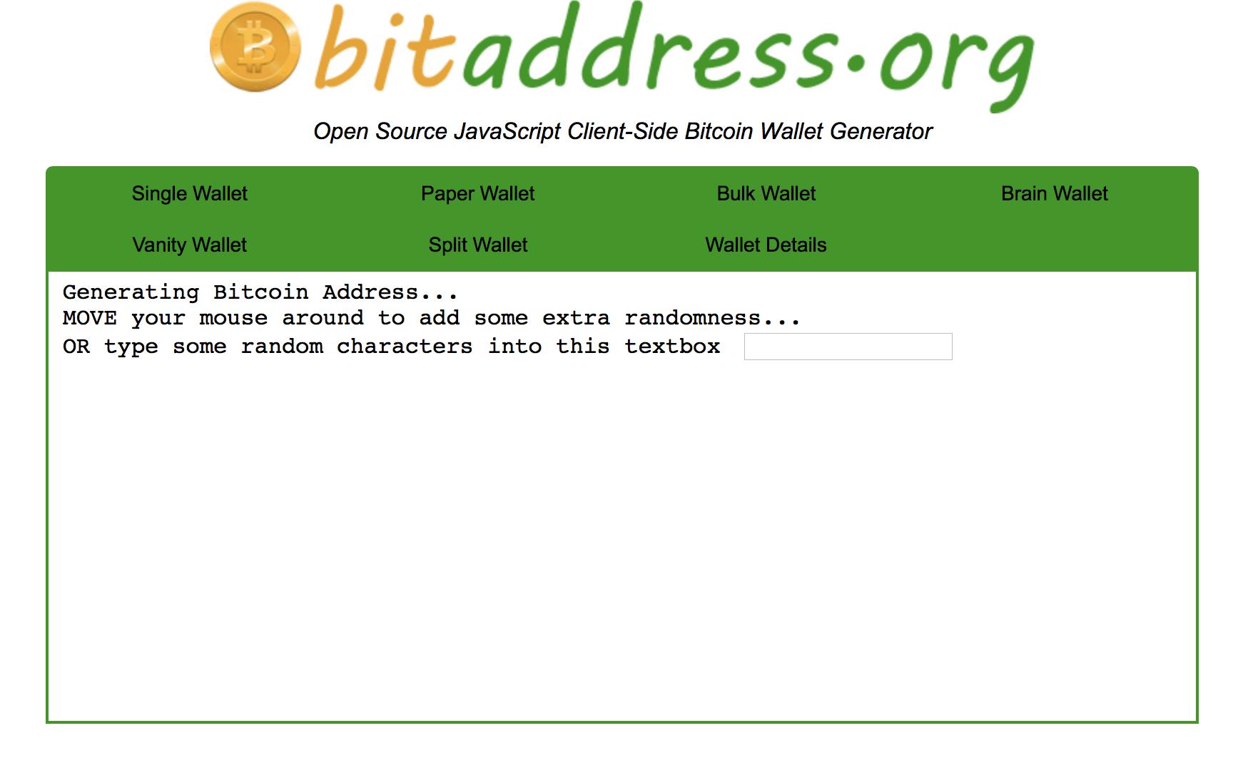 bitadress.org