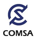 COMSAのロゴ