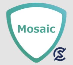 Mosaicのロゴ